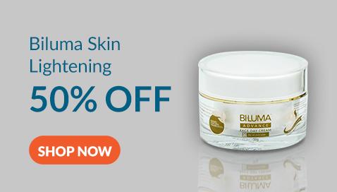 Biluma Skin Lightening at 50% Off