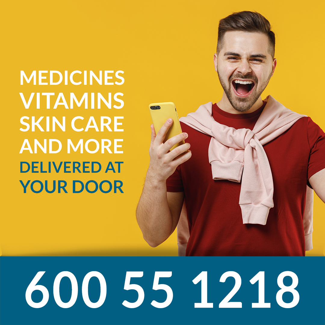 We take phone orders for same day delivery across Dubai. Call us at 600551218