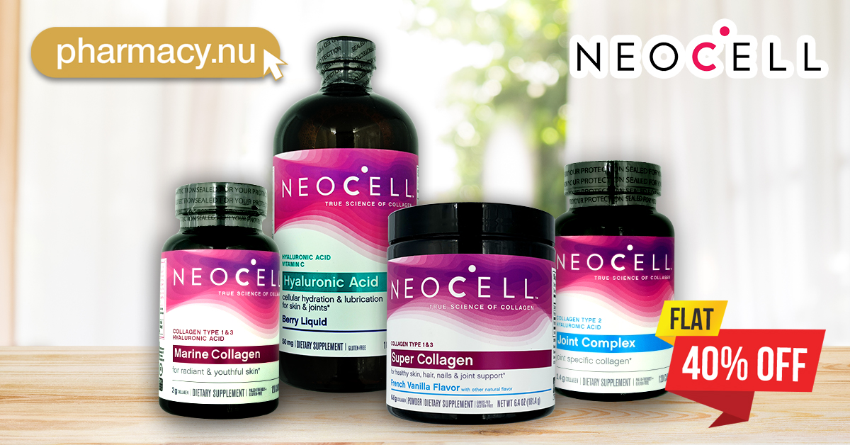 Neocell Collagen is 40% Off