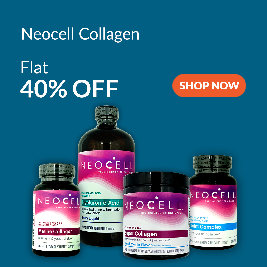 Neocell Collagen is now at 40% Off