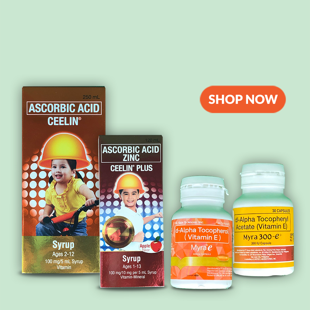 Ceelin Syrup and Myra E Products are at a Special Price