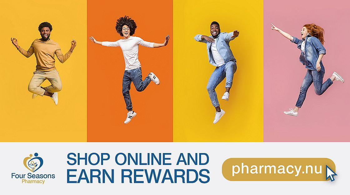 Shop Online and Earn Power Points