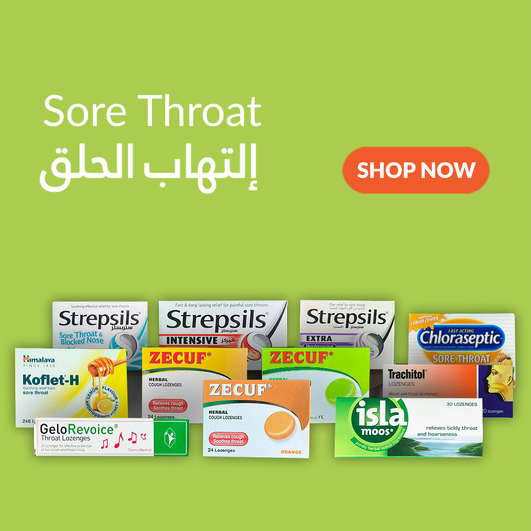 Get Rid of that Sore Throat with Herbal Lozenges