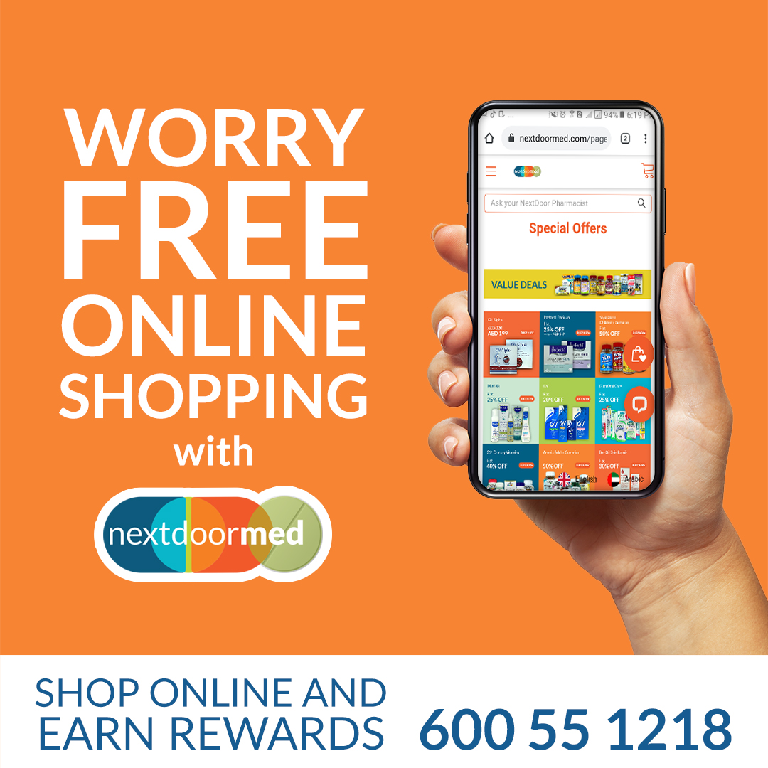 Worry Free Shopping with NextDoorMed