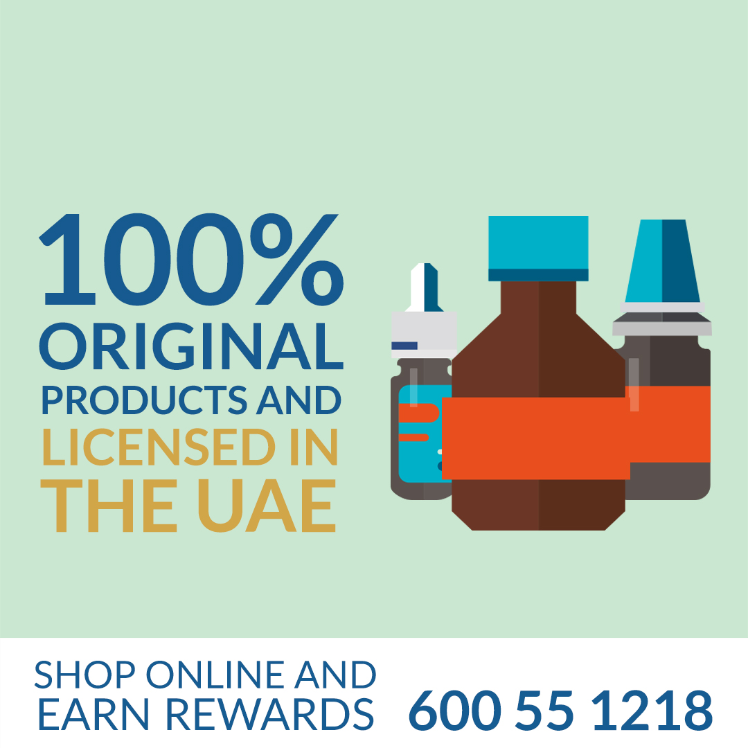 All our products are licensed by the Dubai Municipality Montaji app and by the MoH.