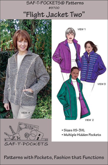 FLIGHT JACKET TWO - 9700