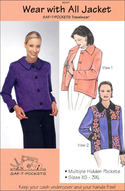 WEAR WITH ALL JACKET - 2007