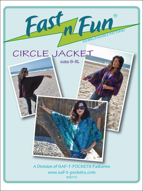 CIRCLE JACKET - 3000 - Download