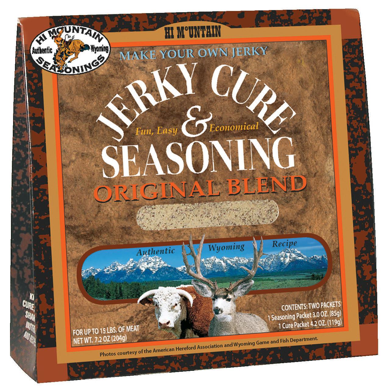 Original Blend Jerky Kit