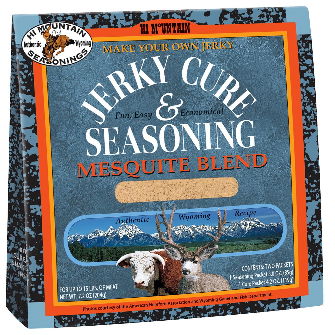 Mesquite Blend Jerky Kit