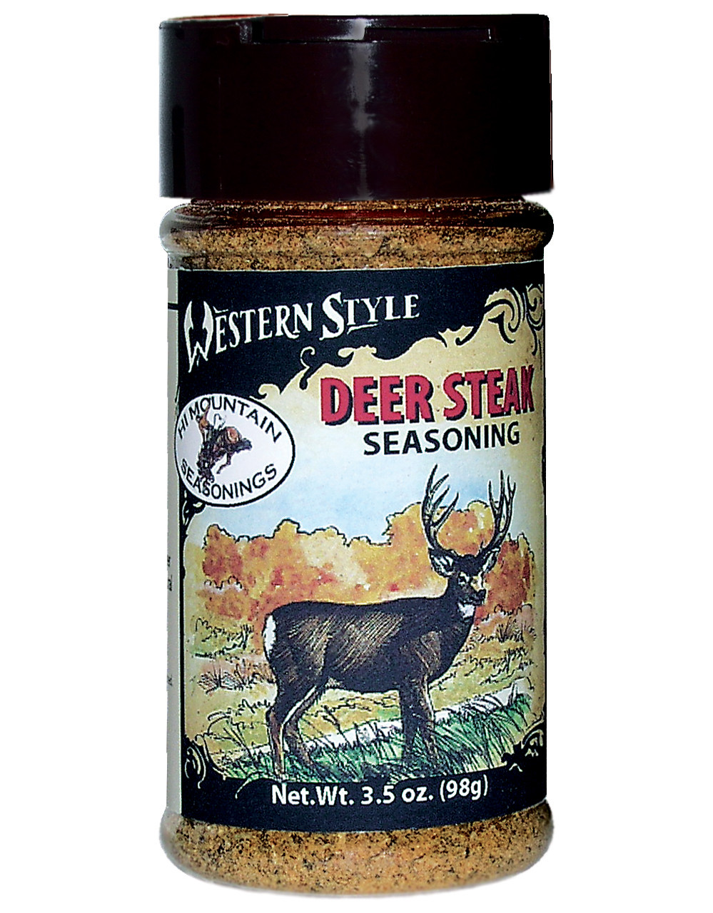 Deer Steak Western Style Seasoning