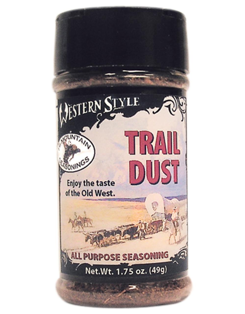 Trail Dust Western Style Seasoning