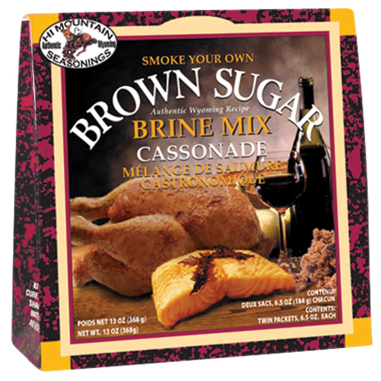 Brown Sugar Brine Mix