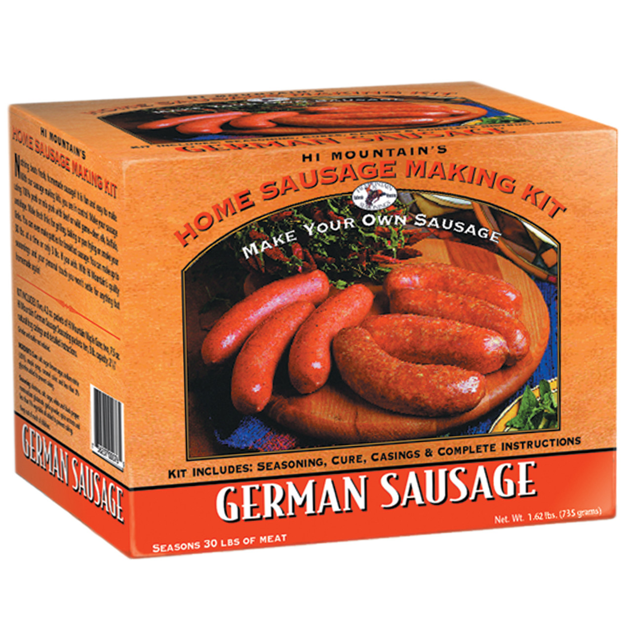 German Sausage Kit