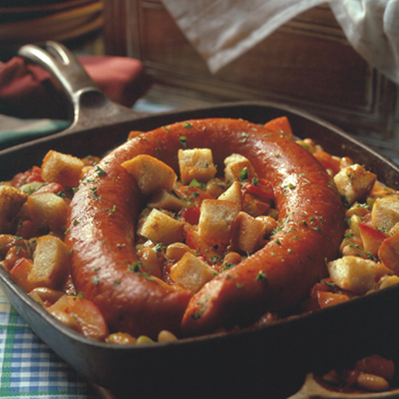 Polish Sausage Kit