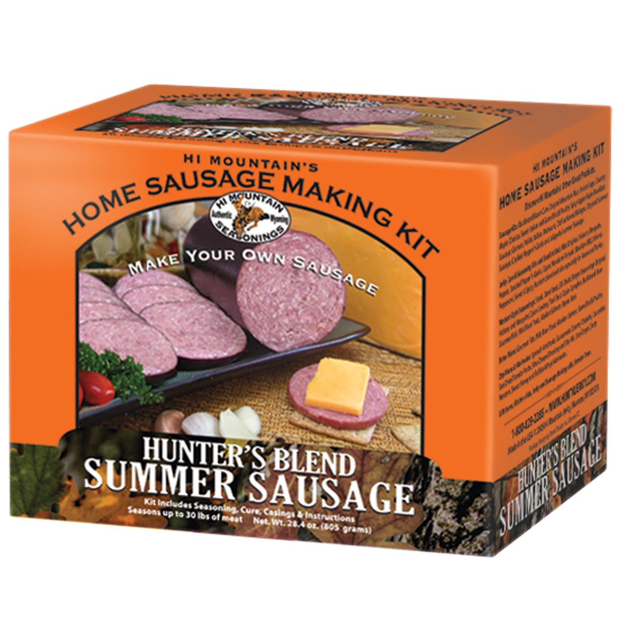 Hunter's Blend Summer Sausage Kit