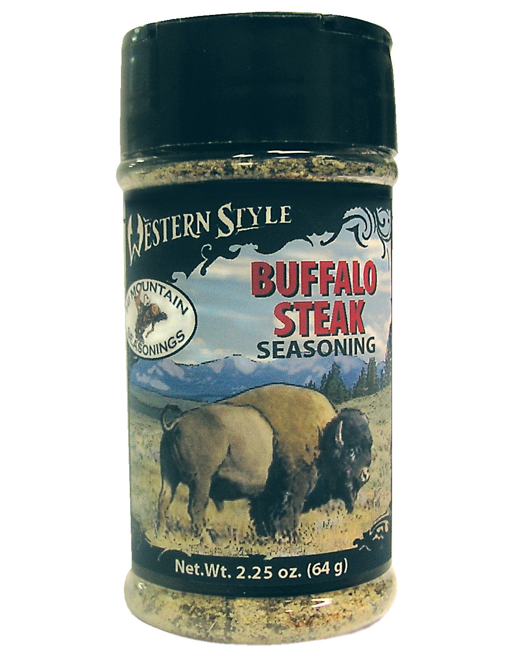 Buffalo Steak Western Style Seasoning
