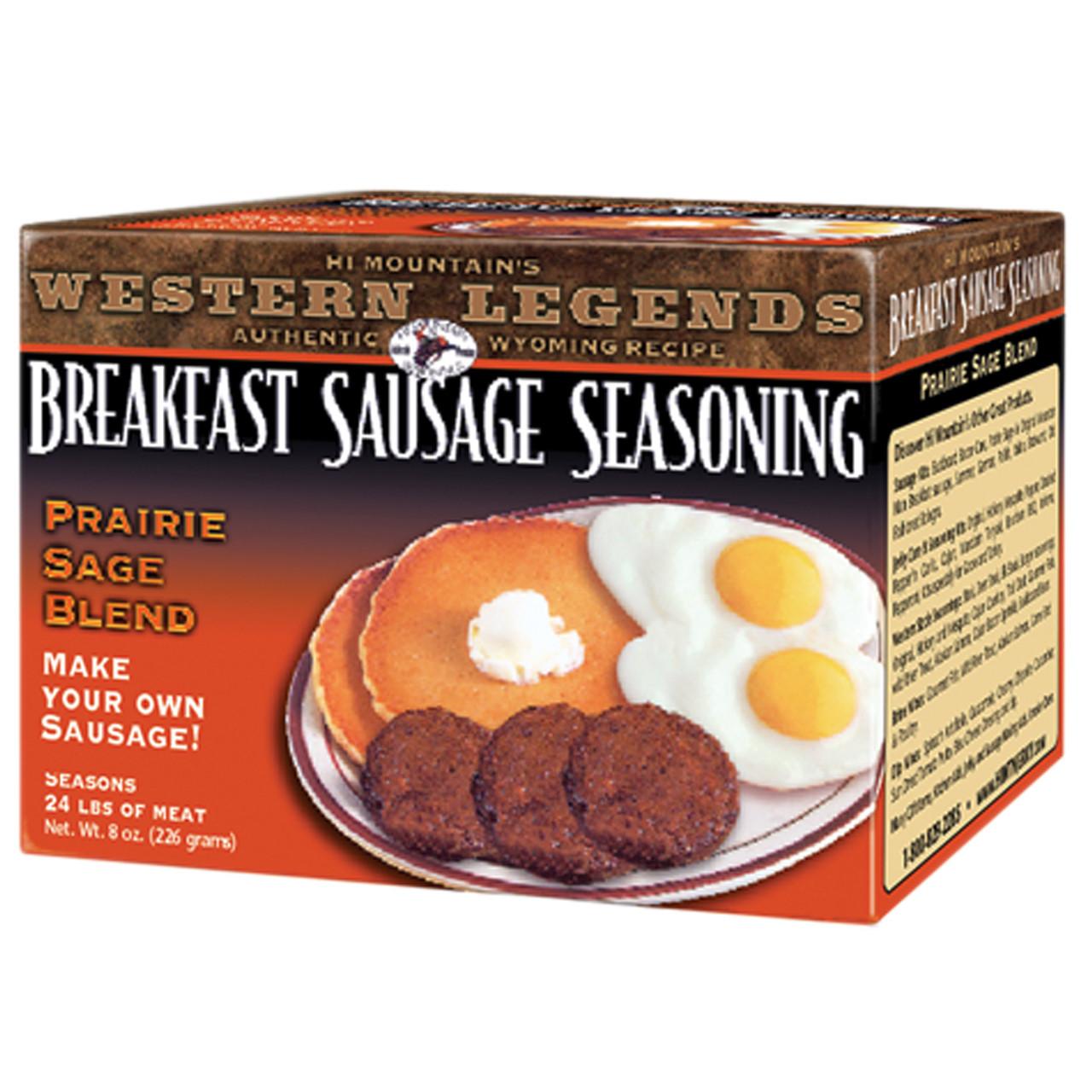 Prairie Sage Breakfast Sausage Seasoning