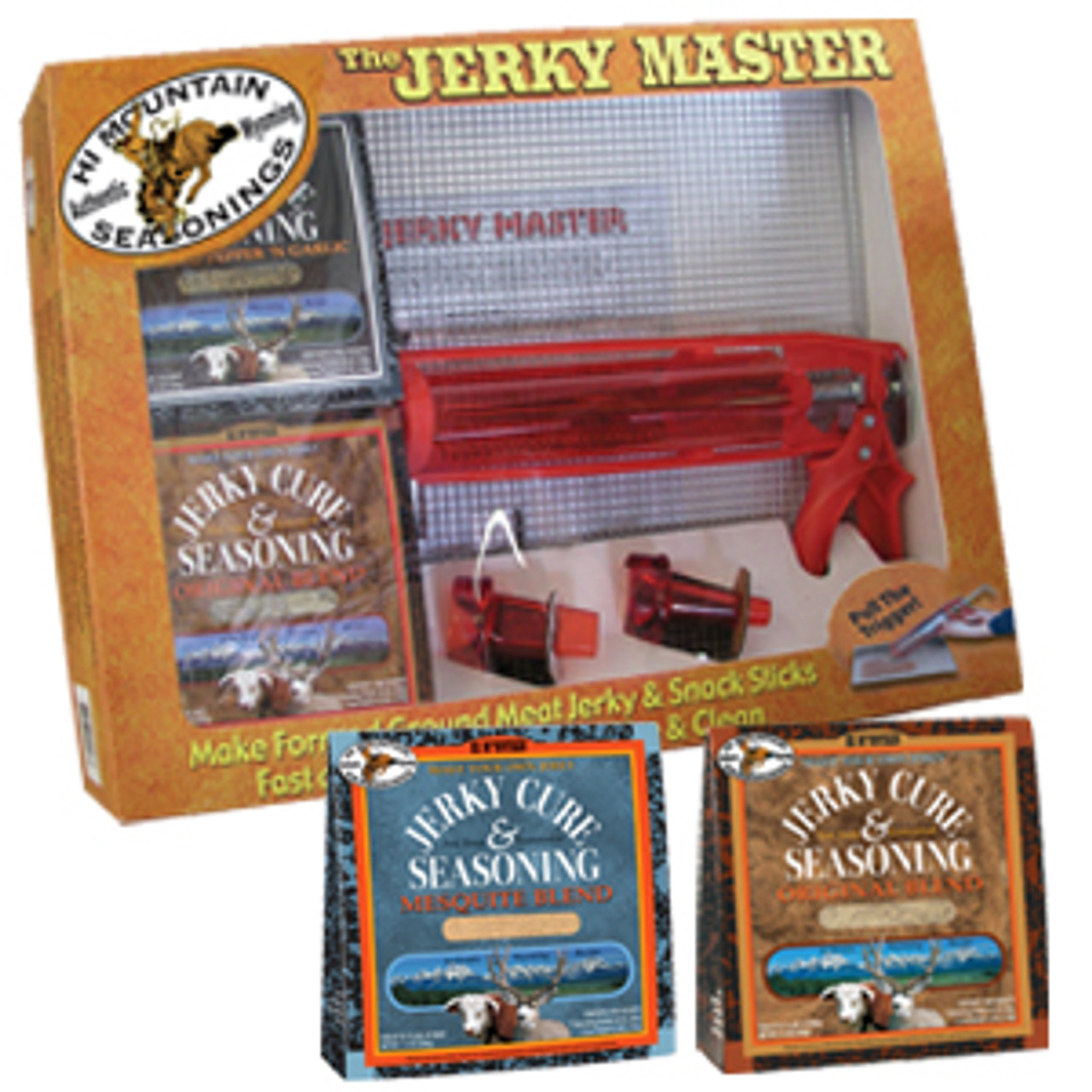 Jerky Master