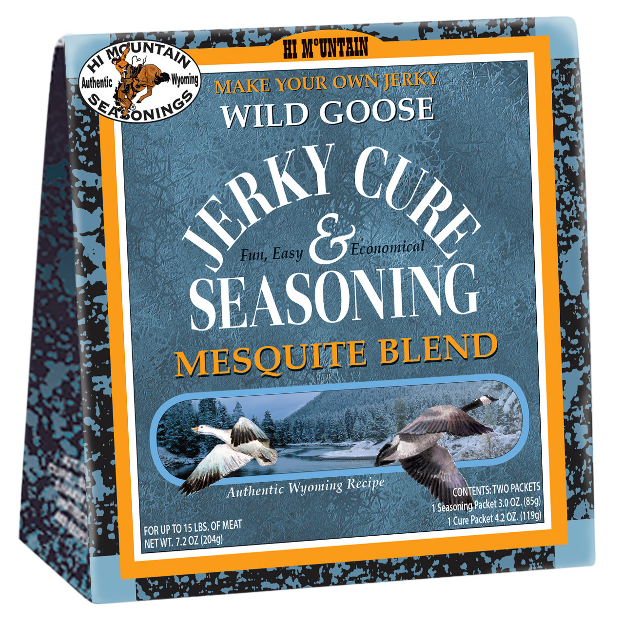 Wild Goose Mesquite Blend Jerky Kit