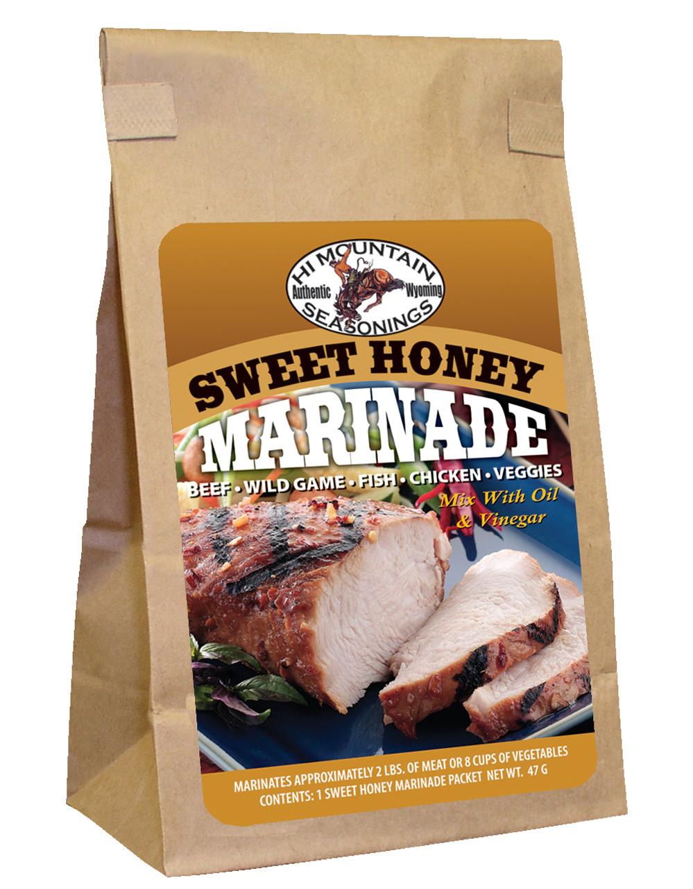 Sweet Honey Marinade