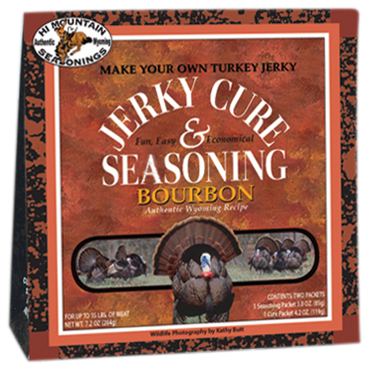 Wild Turkey Bourbon Blend Jerky Kit