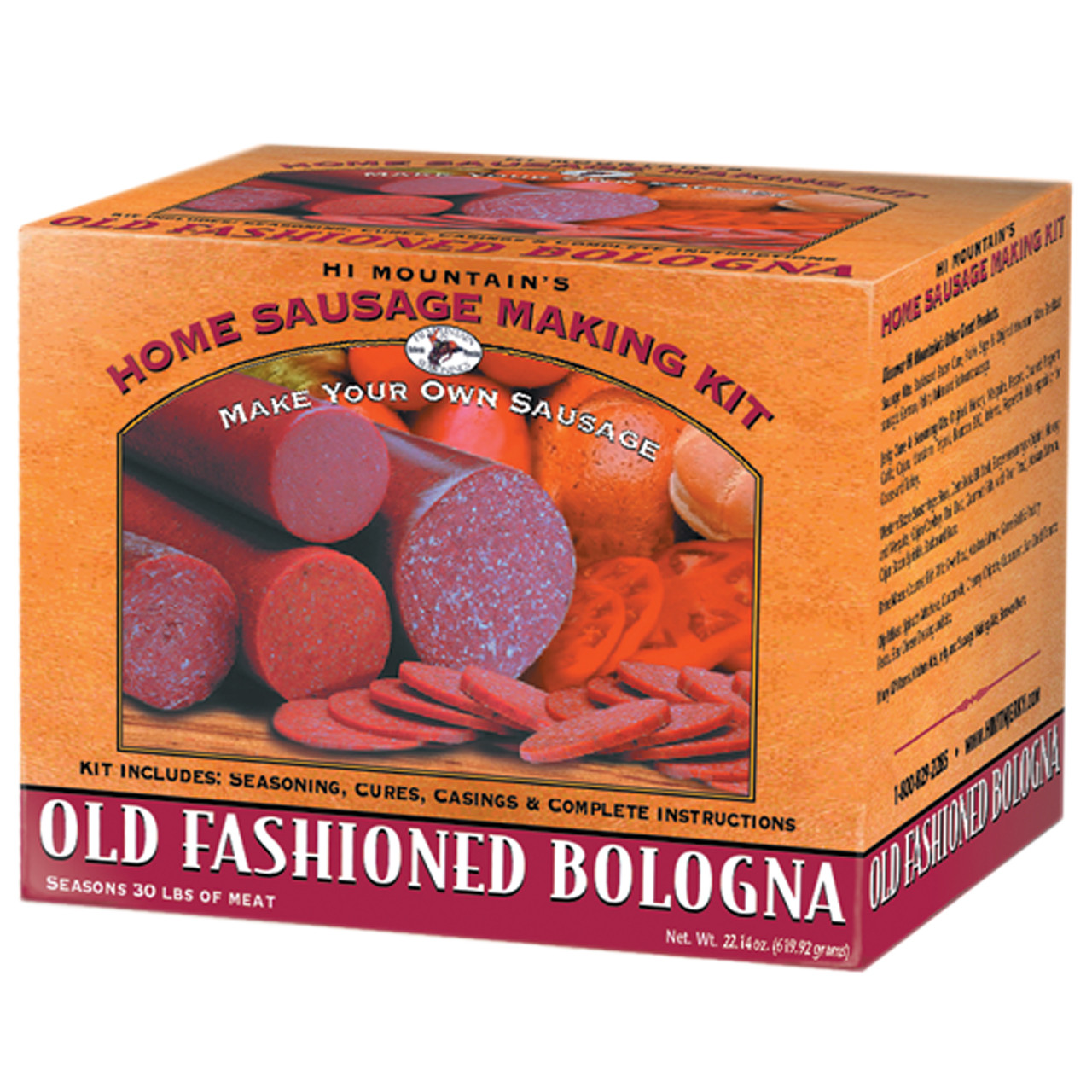 Old Fashioned Bologna Kit