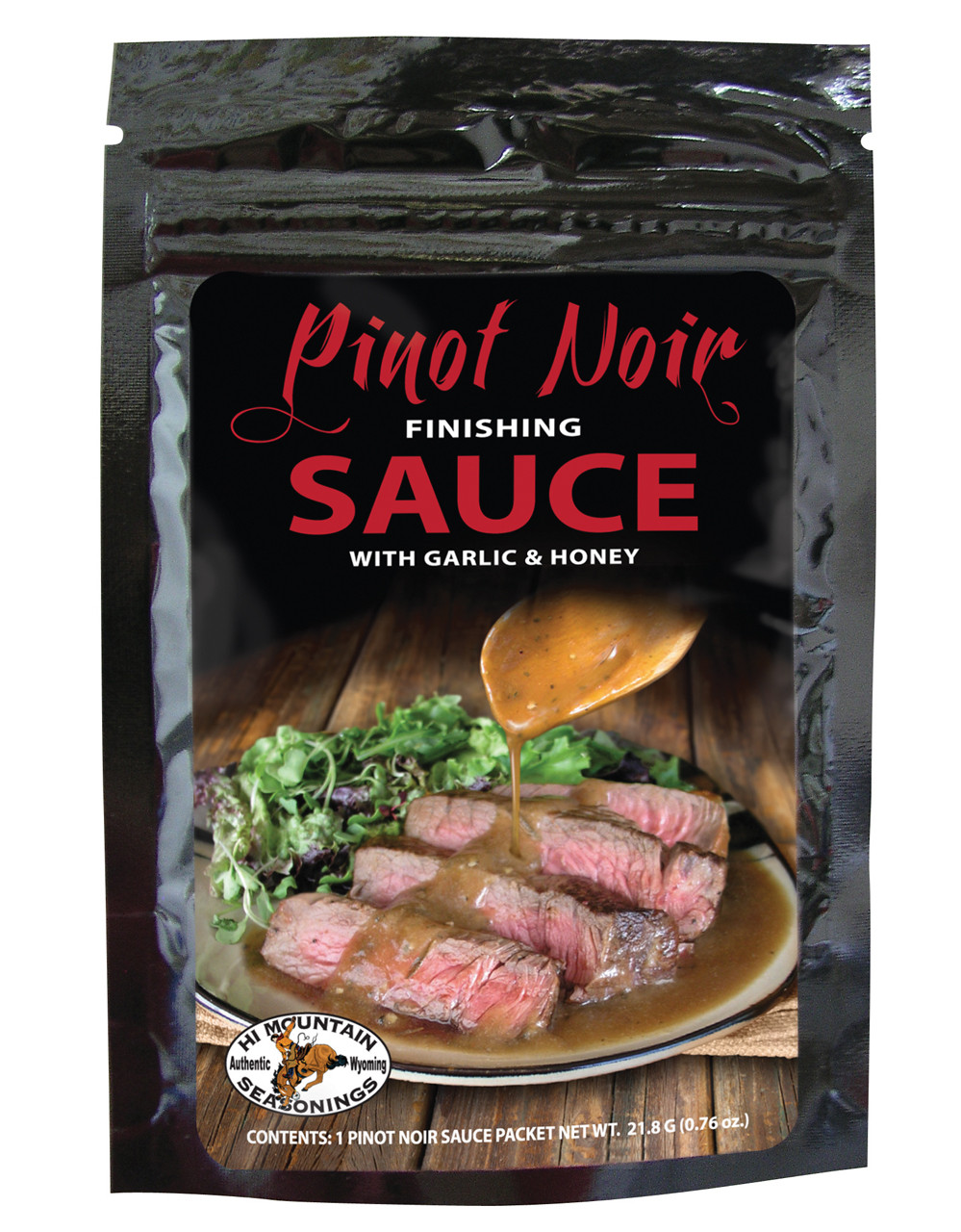 Pinot Noir Finishing Sauce