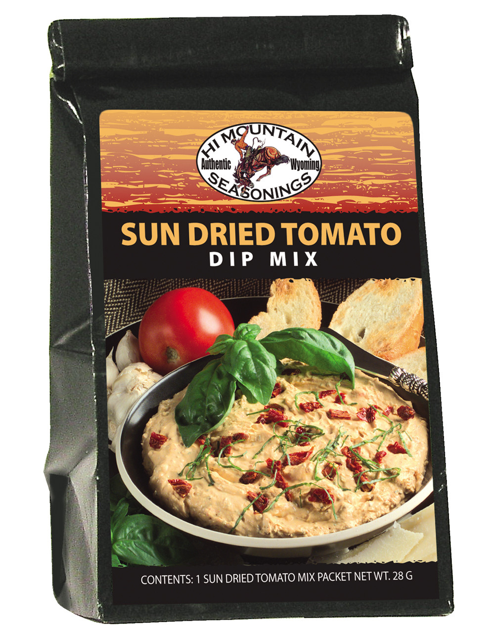 Sun Dried Tomato Dip Mix