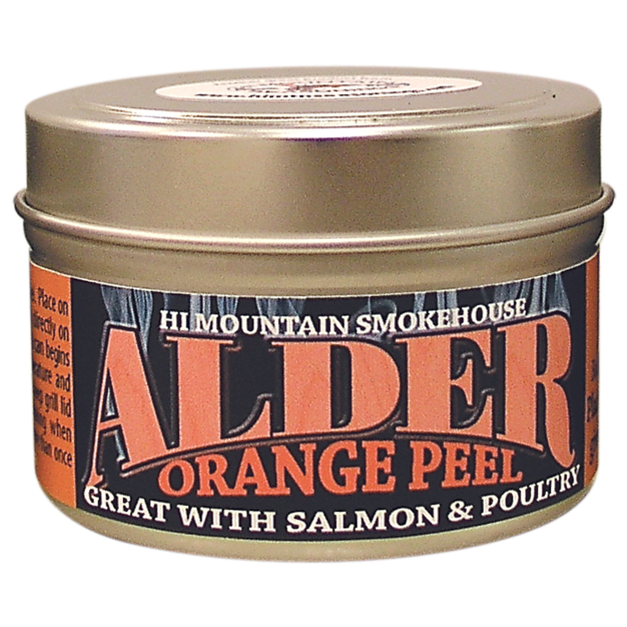 Alder Orange Peel Smokehouse Can