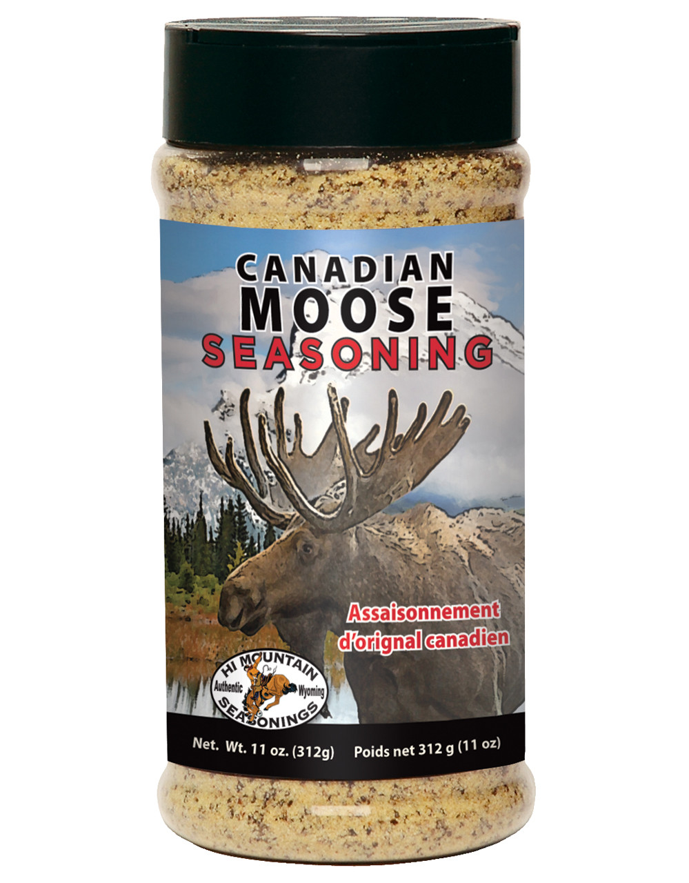 Canadian Moose Seasoning
