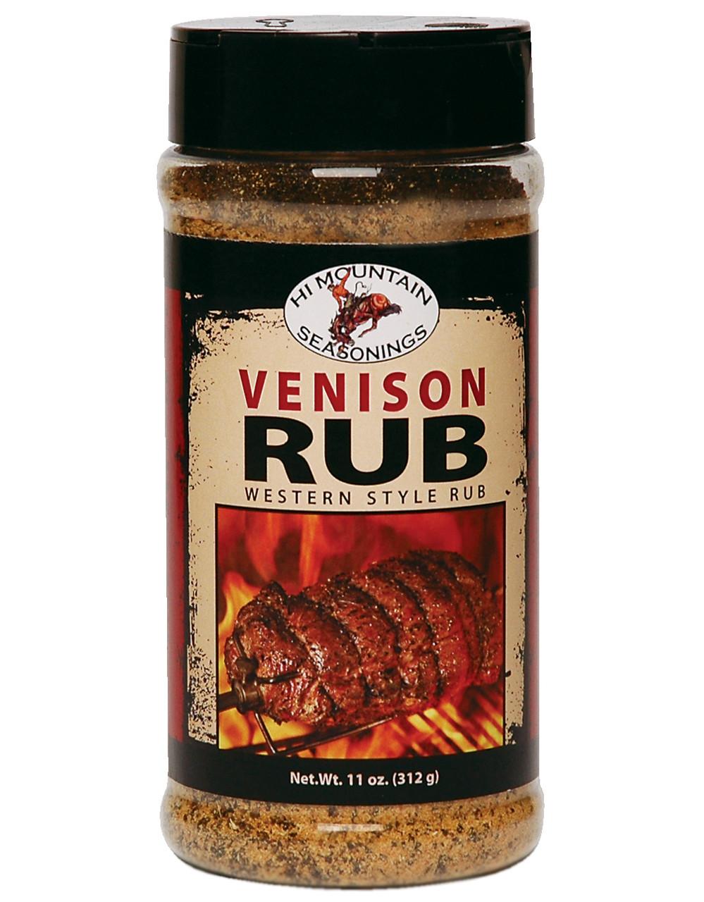 Venison Rub Blend