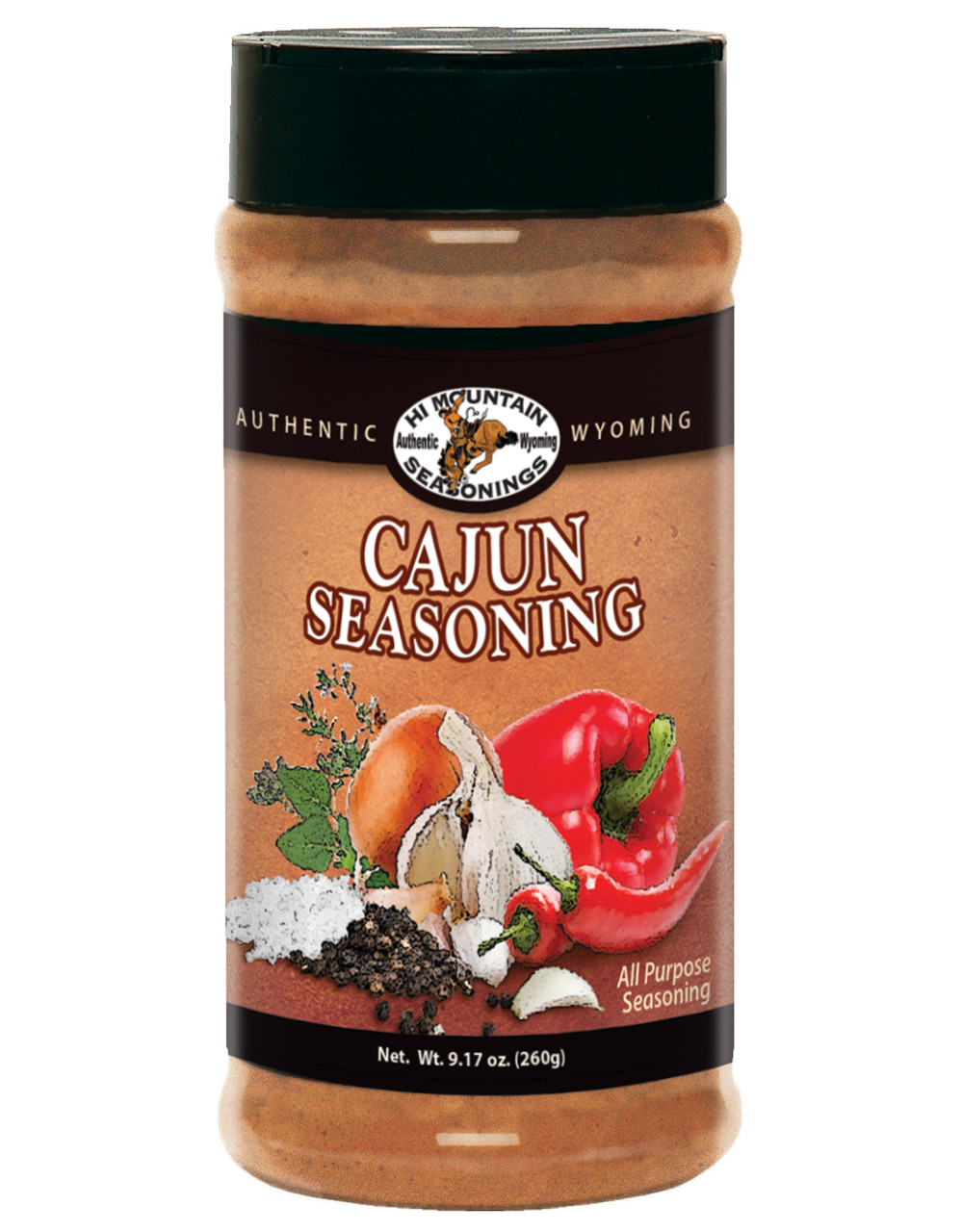 Cajun Seasoning
