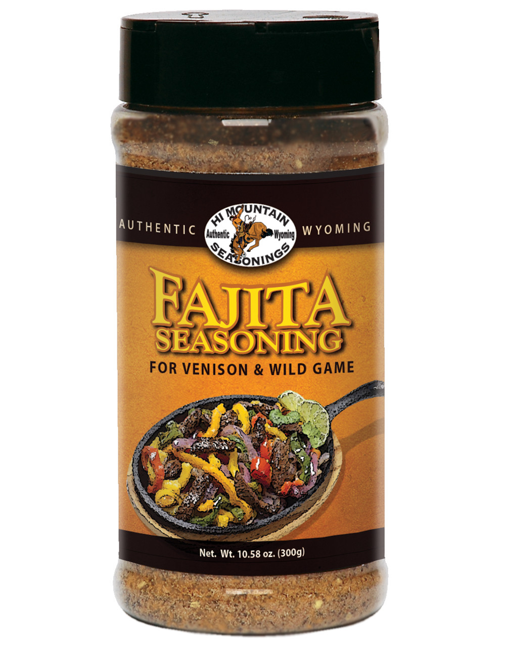 Venison Fajita Seasoning