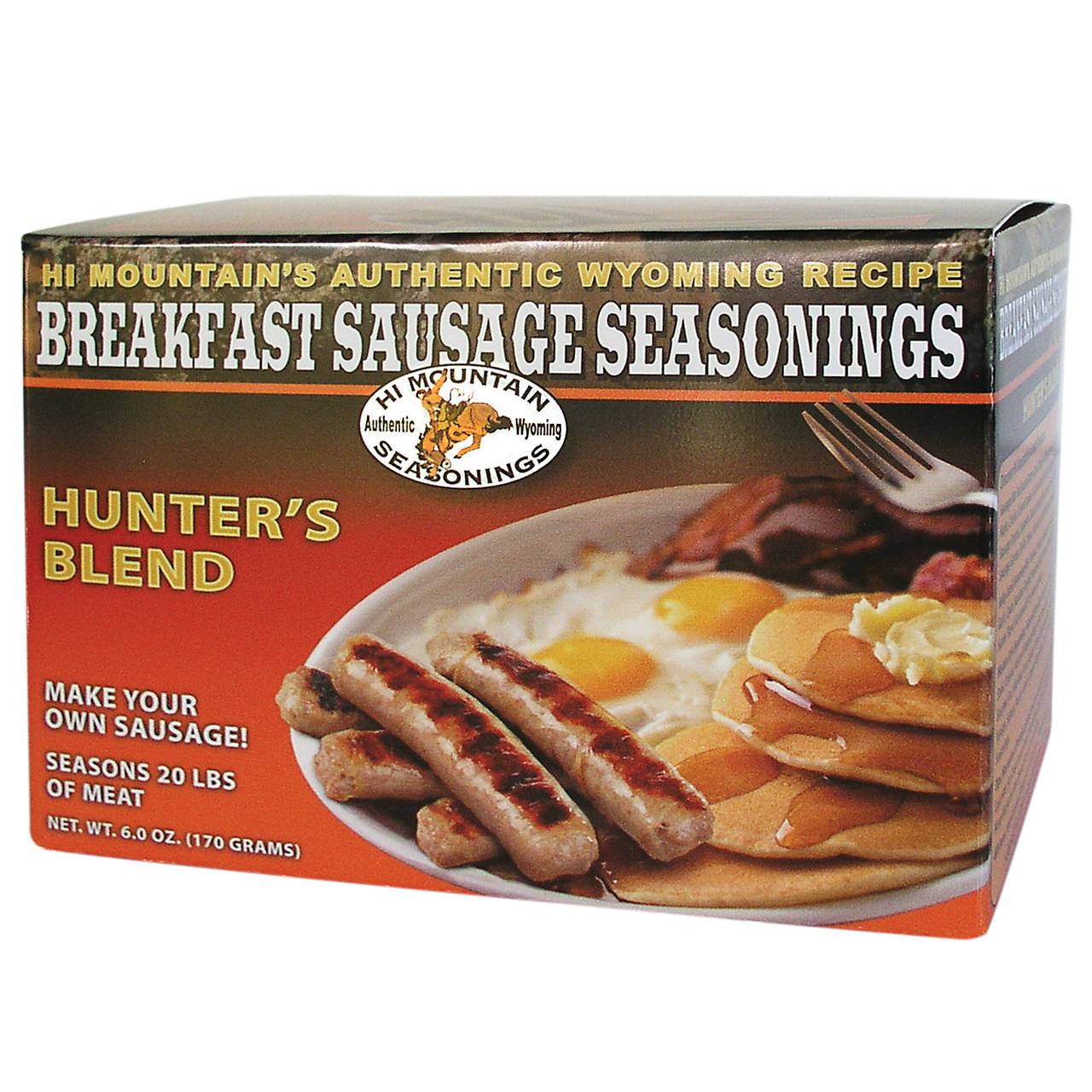 Hunter's Blend Breakfast Sausage Seasoning