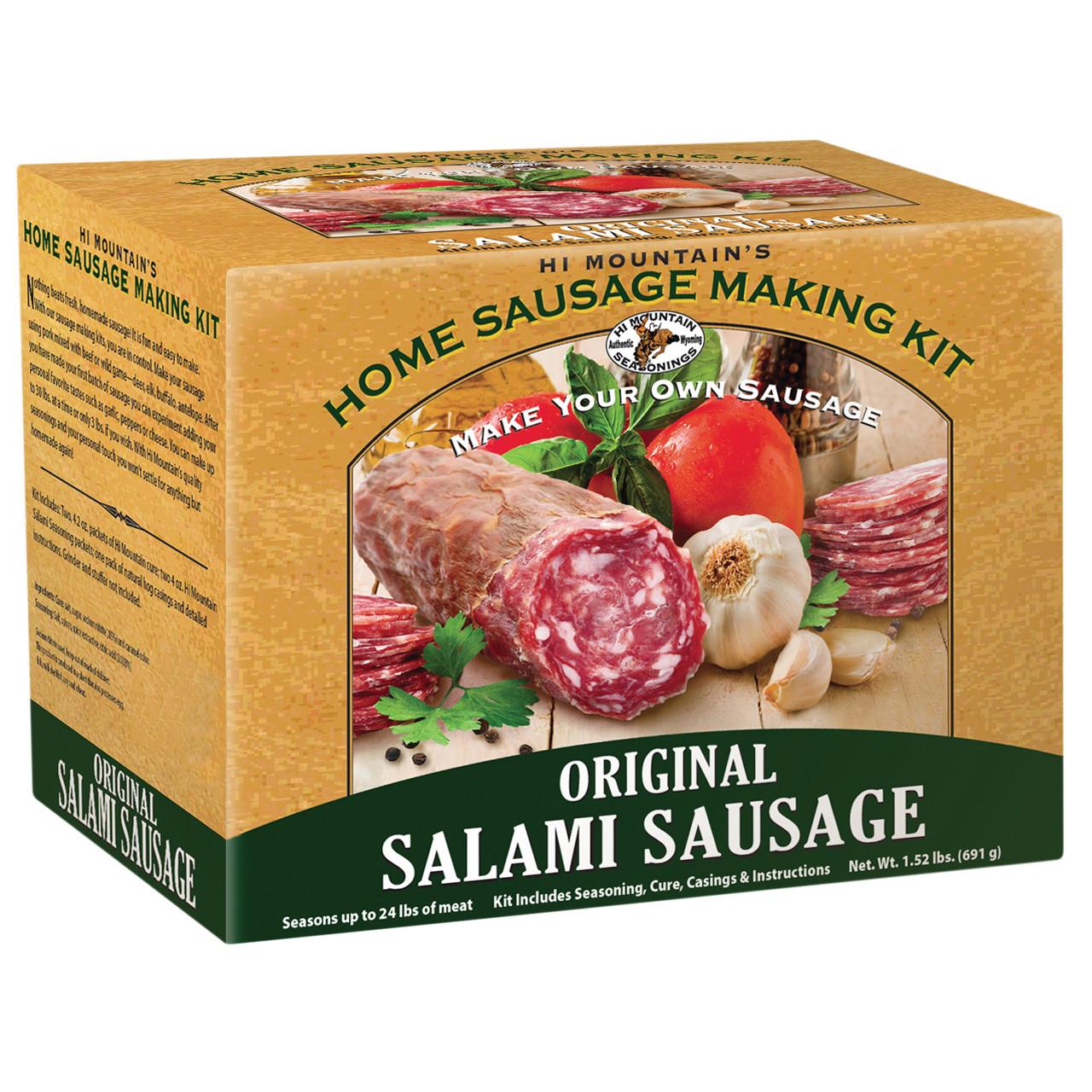 Salami Sausage Kit