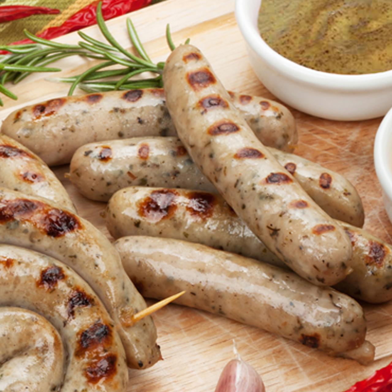Bulk Sausage Seasonings, Cure & Casings