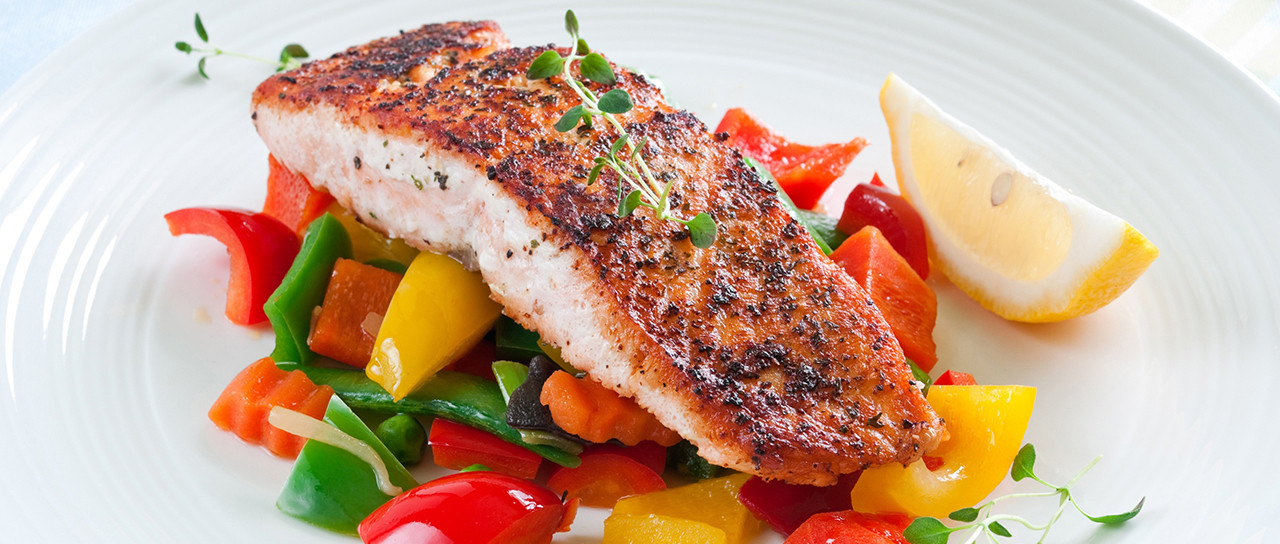 Mayonnaise-Grilled Fish Fillets