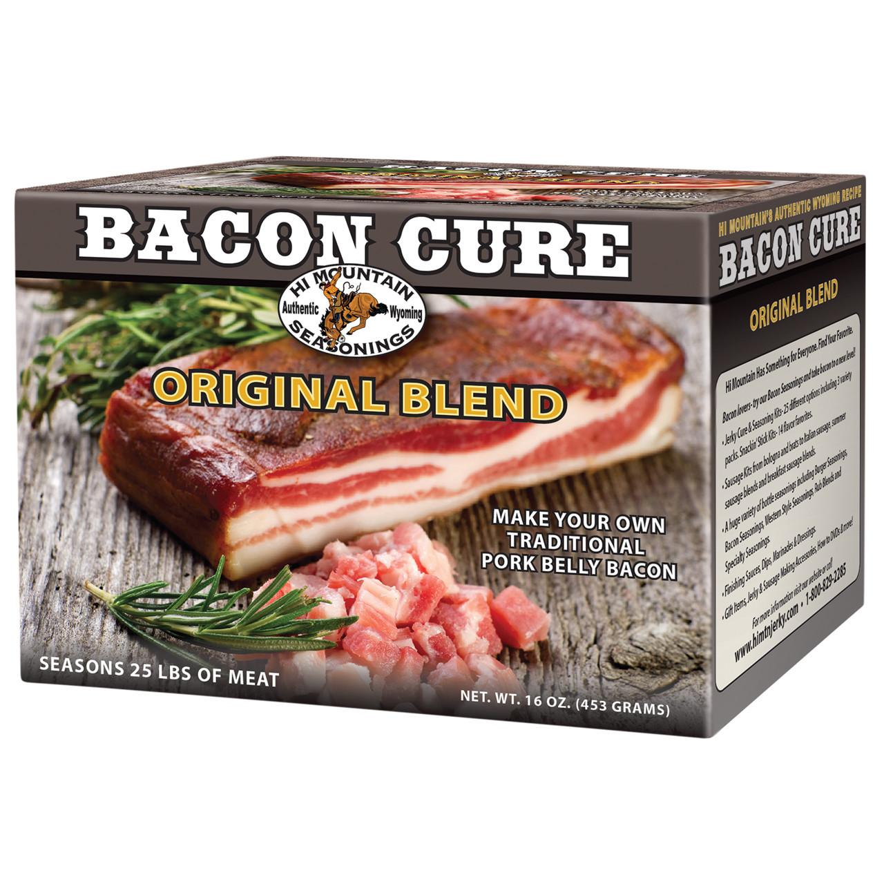 Original Bacon Cure