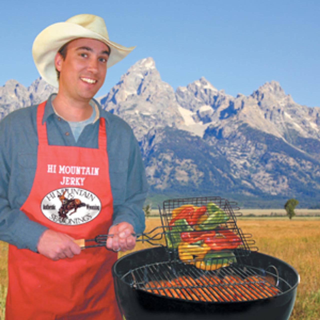 Hi Mountain Grill Basket