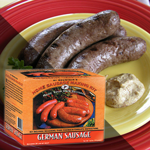 Hi Mountain Seasonings Sausage Kits