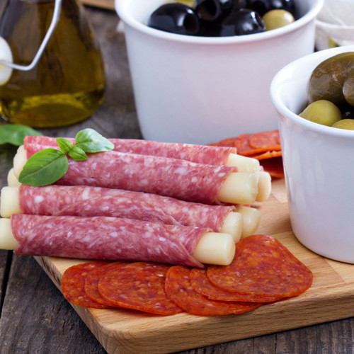 Cracked Pepper 'n Garlic Summer Sausage Kit