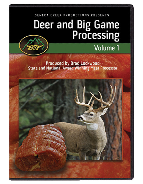Deer & Big Game Processing, Vol. 1