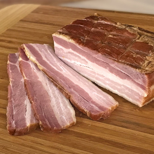 Black Pepper & Brown Sugar Bacon Cure