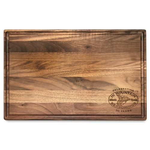 Hi Mountain 30th Anniversary Limited Edition Cutting Board
