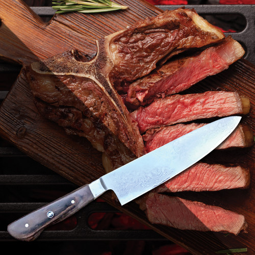 Hi Mountain 30th Anniversary Limited Edition Chef Knife