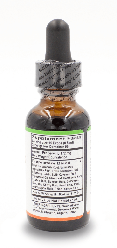 Cold and Sinus Blaster - 1 Oz. Bottle