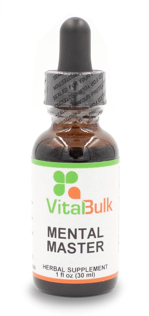 Mental Master - 1 Oz. Bottle