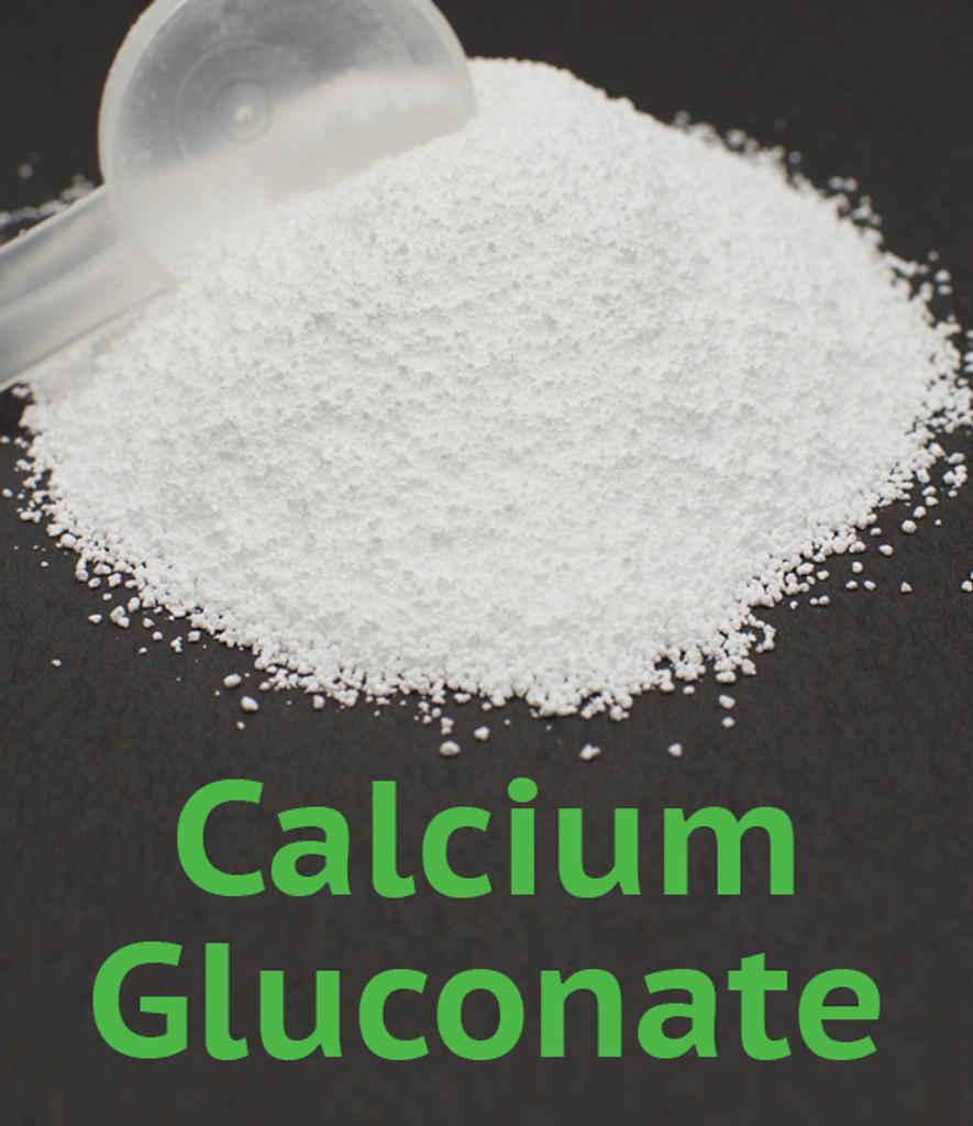 Calcium Gluconate 9% Powder