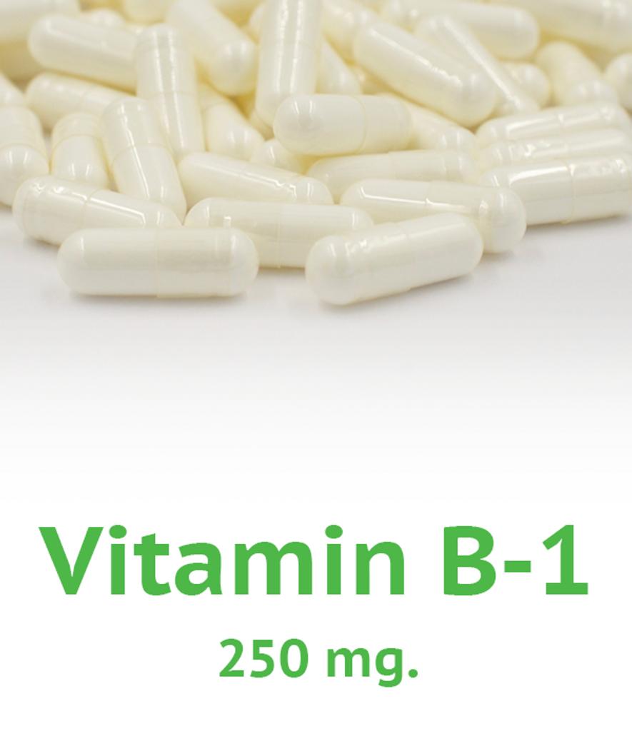 B-1 250 mg Capsule